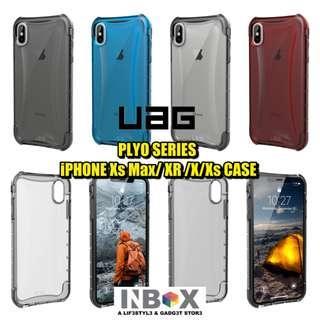 🚚 iPhone XsMax/XR/Xs/X UAG Pylo Series case