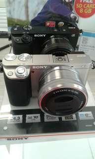 Camera SONY ILCE 6000 credit tanpa kartu kredit