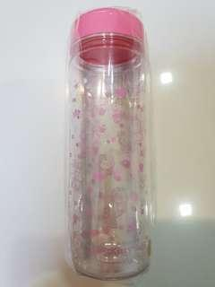 Hello Kitty Water Bottle from Hello Kitty Cafe Seoul