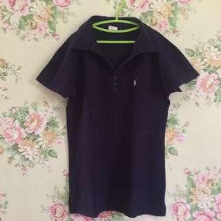 Polo Navy Tshirt