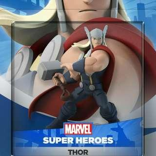 Marvel Super Heroes Thor Disney Infinity Figure