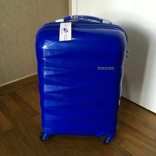 "[IN STOCK] American Tourister 20"" 55cm Crystalite Luggage Suitcase"