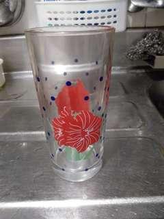 懷舊玻璃杯(四隻)