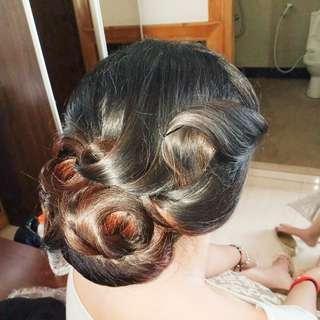 Hair do service