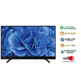 "TOSHIBA 40"" FULL HD LED TV (DVB-T2)"