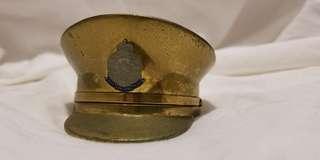 銅帽 擺設 有英女皇頭  少有半古董