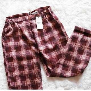 NEW pull&bear pants + blazer