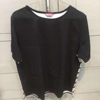 Black blouse