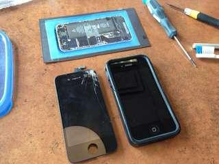 iPhone Repair! Call us today! Faster in Singapore!