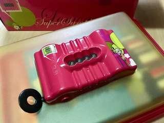 Lomo相機 菲林 4連拍照片 特別版(lomography SuperSampler Dalek edition- pink/桃紅色)
