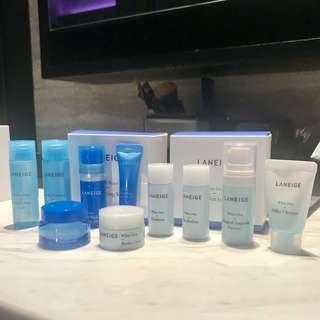 Laneige 10件 Skincare Set