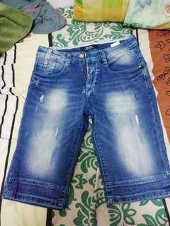 Jean short 3