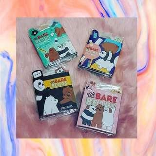 We Bare Bears Stickynote