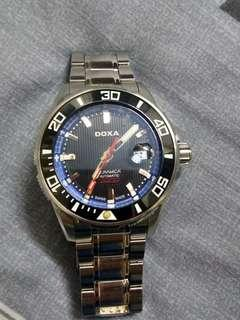 Authentic Doxa Shark 300 Watch(price negotiable )