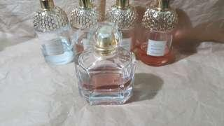 Assorted Guerlain Perfumes for females