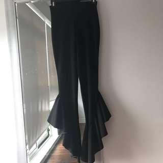 Missguided high low pants