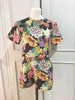 Floral Coordinates Freesize