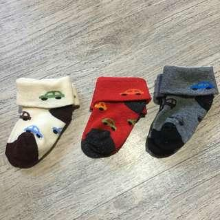 3 for 50 Cars socks