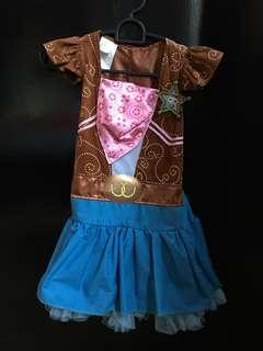 Pre-loved Sherrif Callie's Costume