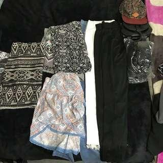 **REDUCED FURTHER** BULK CLOTHES & SHOES