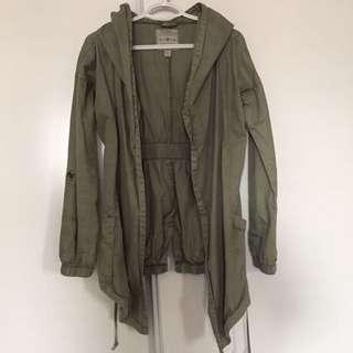Olive Fall Jacket S