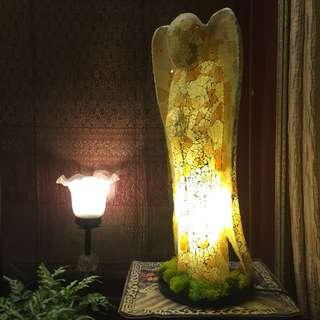 Angel lamp