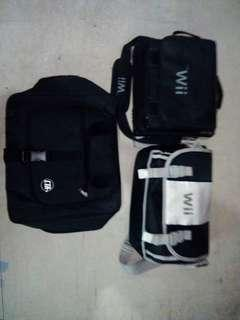Wii bags and ps4 fat bag
