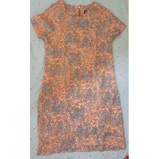 Apricot Straight dress