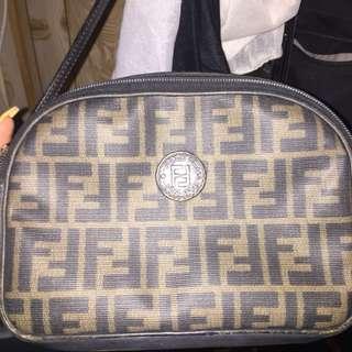 Fendi side purse