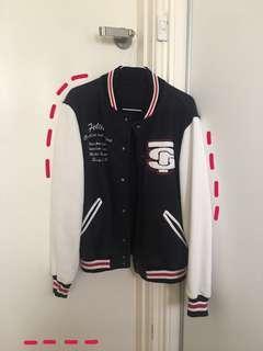 Retro & Vintage Letterman/Bomber Jacket