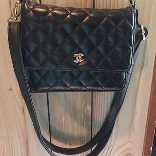 Chanel chained purse
