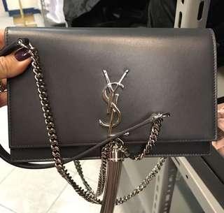 YSL chain purse
