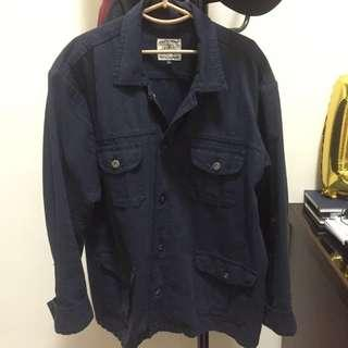 Trucker / Field Jacket savemymonday Navy