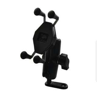 SMNU motorcycle phone holder x grip L adapter