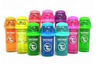 New Colorful Stocks: Twistshake Anti-colic Baby Bottles