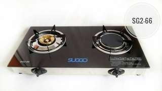 Kompor Gas Sugo SG2-66