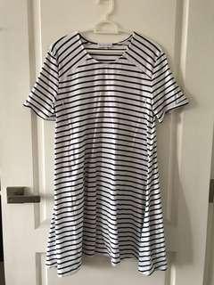 🚚 Mayarya Maternity and Nursing T-Shirt Dress