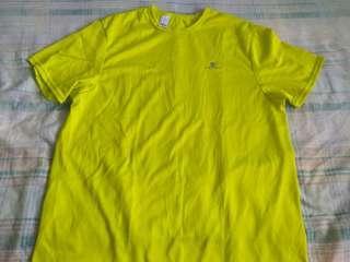 🚚 Domyos by decathlon sports yoga t shirt size L
