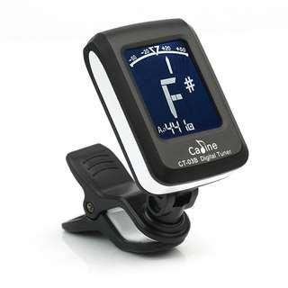 Mini Automatic Clip Digital Electronic Tuner for Guitar Learner