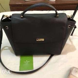 Kate Spade Laurel Way Lilah Saffiano leather