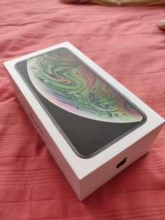 iPhone Xs Max 256GB (Space Grey) 21 sept collect.