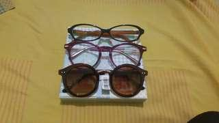 TSM: repriced!!! BUNDLE PROMO Eyeglasses, Specs, Frame