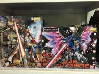 MG Sword Impulse + Destiny EBM Bundle
