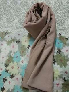 Shawl bubble in nude #H&M50