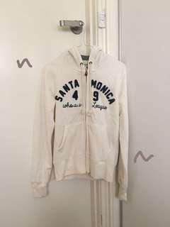 Korean Style White Jacket/Jumper