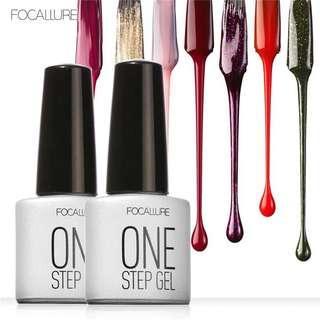 Focallure One Step Nail Polish Gel