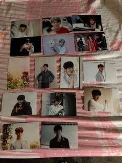 BTS EXHIBIT LIVE PHOTOS [SEASON ONE]