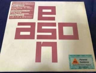 2 CD 1 AVCD- EASON 4 CHANGE & HITS -陳奕迅
