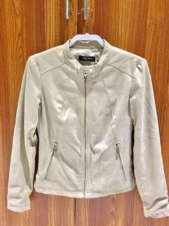 Suede Jacket (Ivanka Trump)