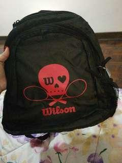 Wilson junior skull backpack *limited edition